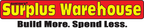 Surplus Warehouse Logo