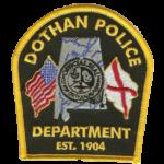 Dothan PD Patch